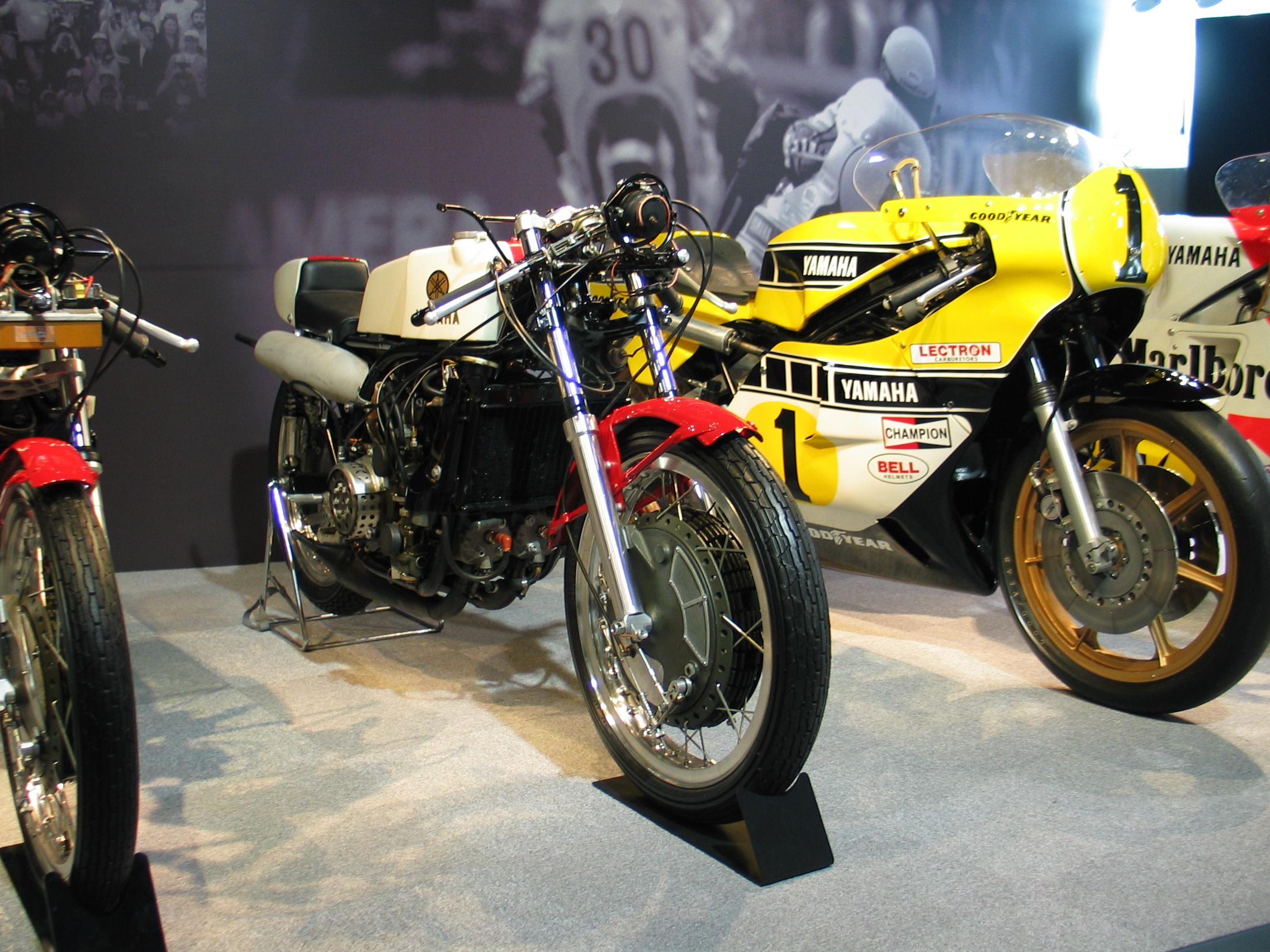 Yamaha Mar